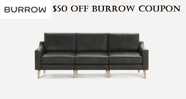 burrow coupon code