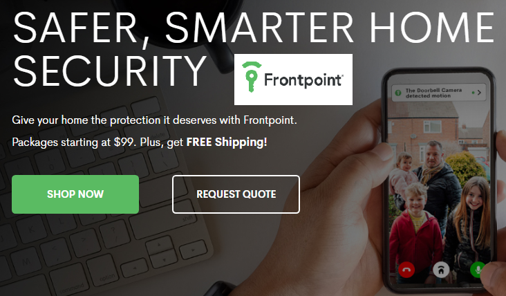 frontpoint security coupon code
