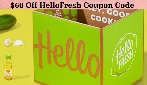 hellofresh coupon code
