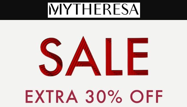 mytheresa 30 off sale
