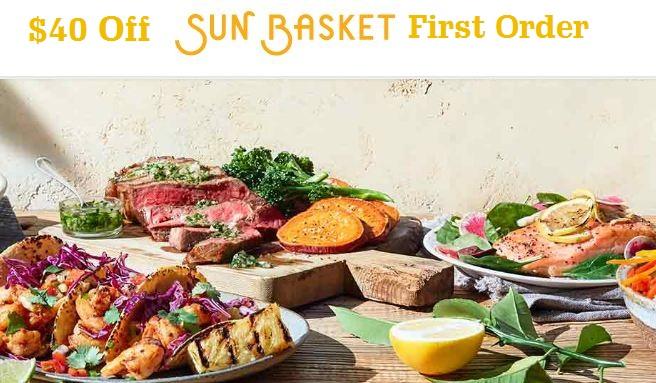 sun basket promo code