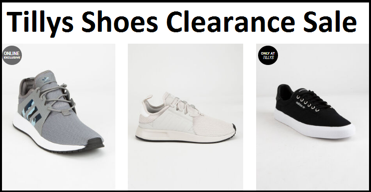tillys shoes clearance sale