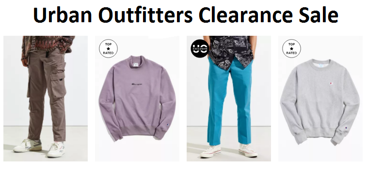 urban outfitters clearance sale 30 off