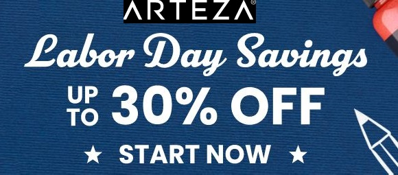 arteza labor day sale 2020