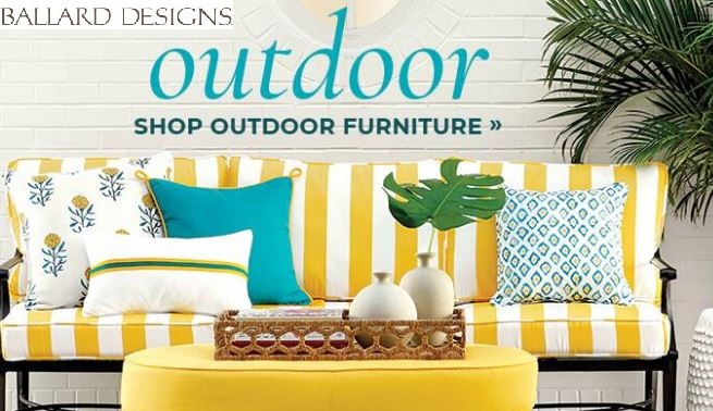 ballard designs outdoor sale