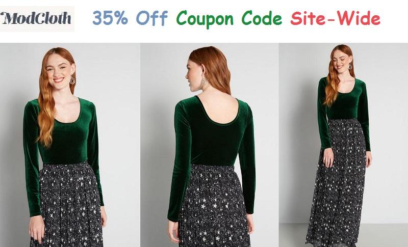 modcloth coupon code