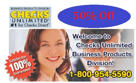 checks unlimited discount