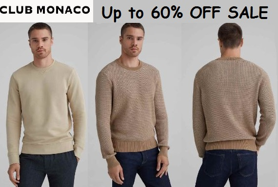 club monaco mid season sale