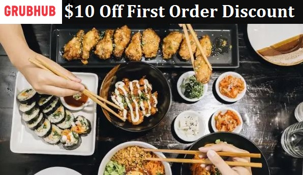 grubhub first order discount