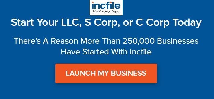 incfile free business trial llc