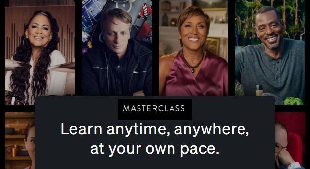 masterclass online classes price