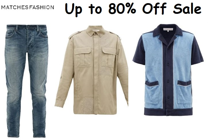 matchesfashion sale discount code