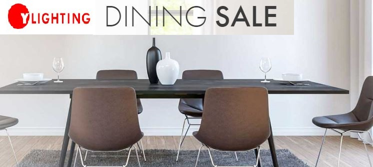 ylighting dinning room and kitchen sale