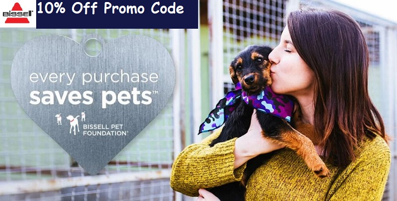 Bissell First Purchase Promo Code