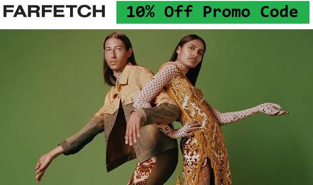 farfetch promo code online