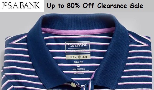 jos a bank clearance sale