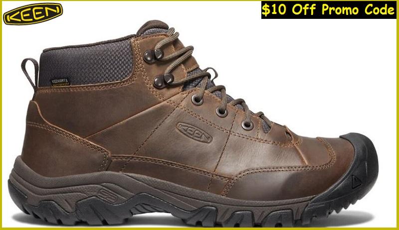 keen footwear promo code