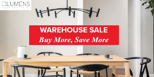 lumens warehouse sale coupon