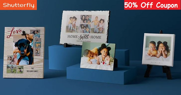 shutterfly coupon code 50 off