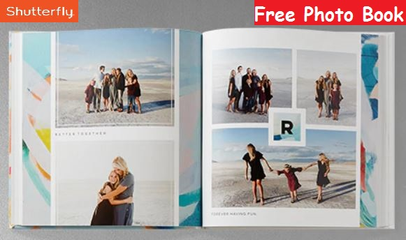 shutterfly coupon code free photo book