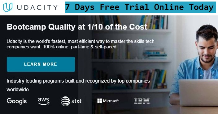 udacity 7 days free trial