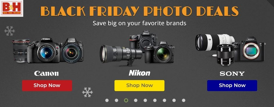B&H Photo Video Black Friday Deals