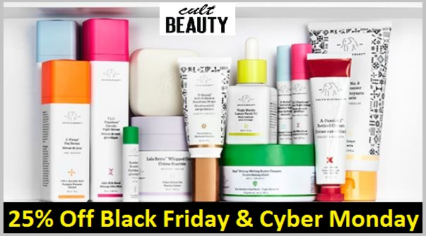 cult beauty black friday sale 2020