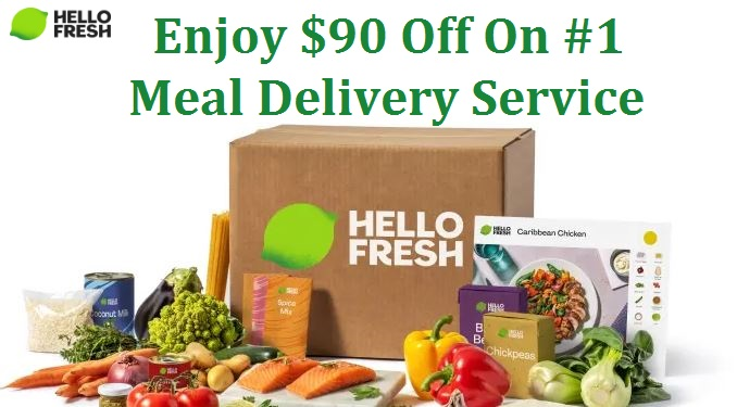 HelloFresh Black Friday Deal 2020
