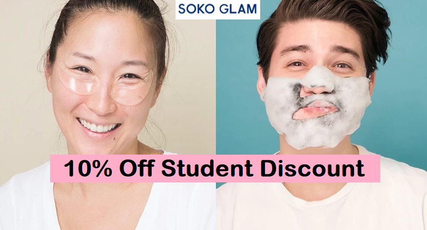 soko glam student discount