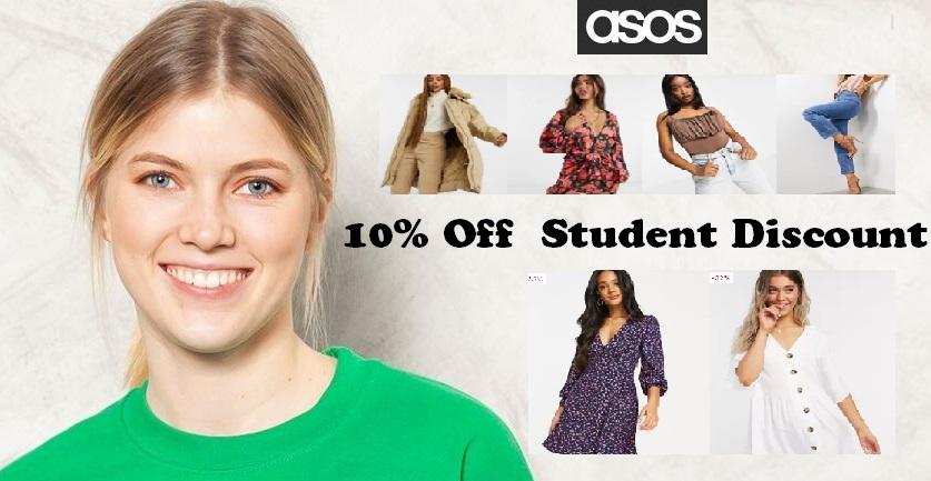 ASOS student discount