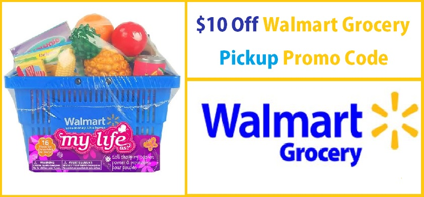 walmart grocery pickup promo code