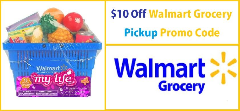 walmart grocery pickup promo code