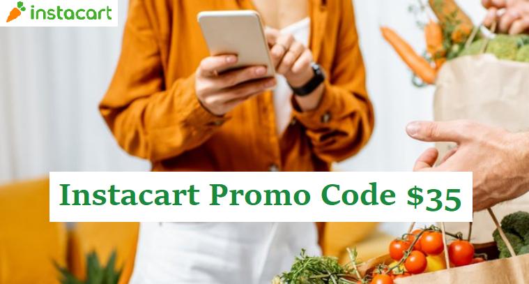 instacart promo code $35
