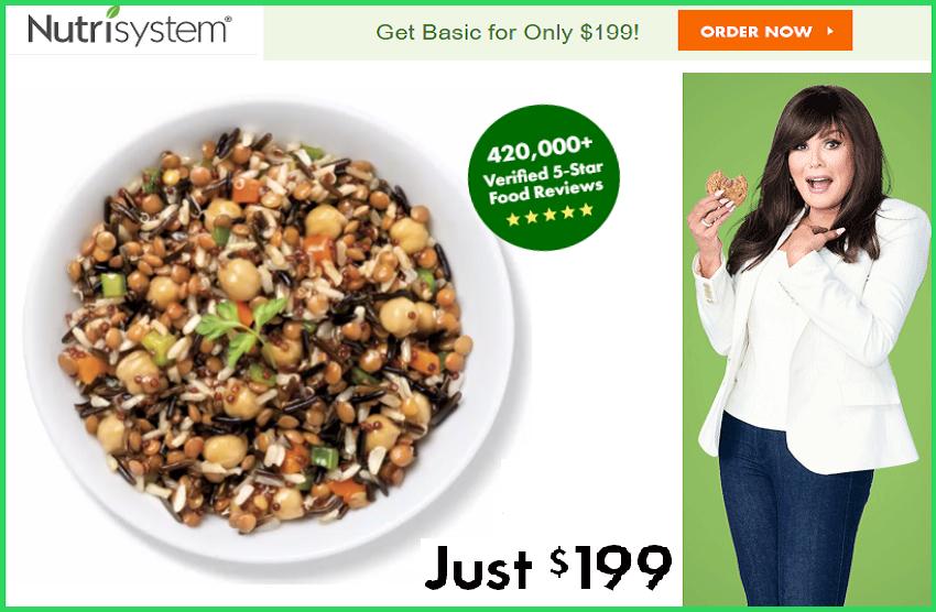 $199 nutrisystem